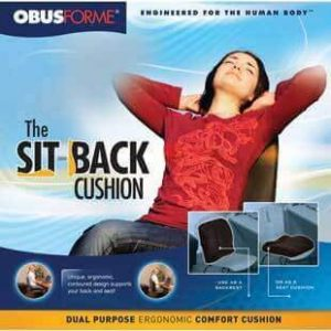 Cervical pillows & supports