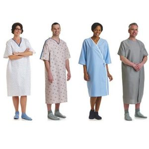 Reusable and Disposable Gowns